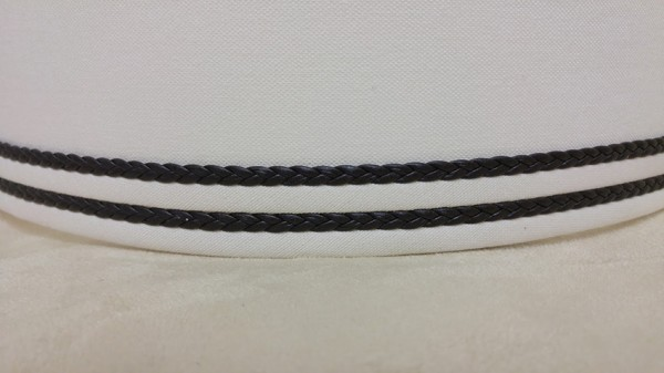 Double Braided Leather Cord