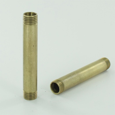 Hollow Brass Pipe